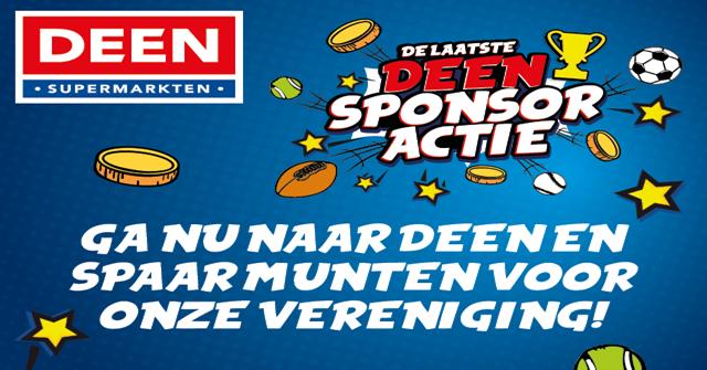 Deen Sponsor Actie 2021